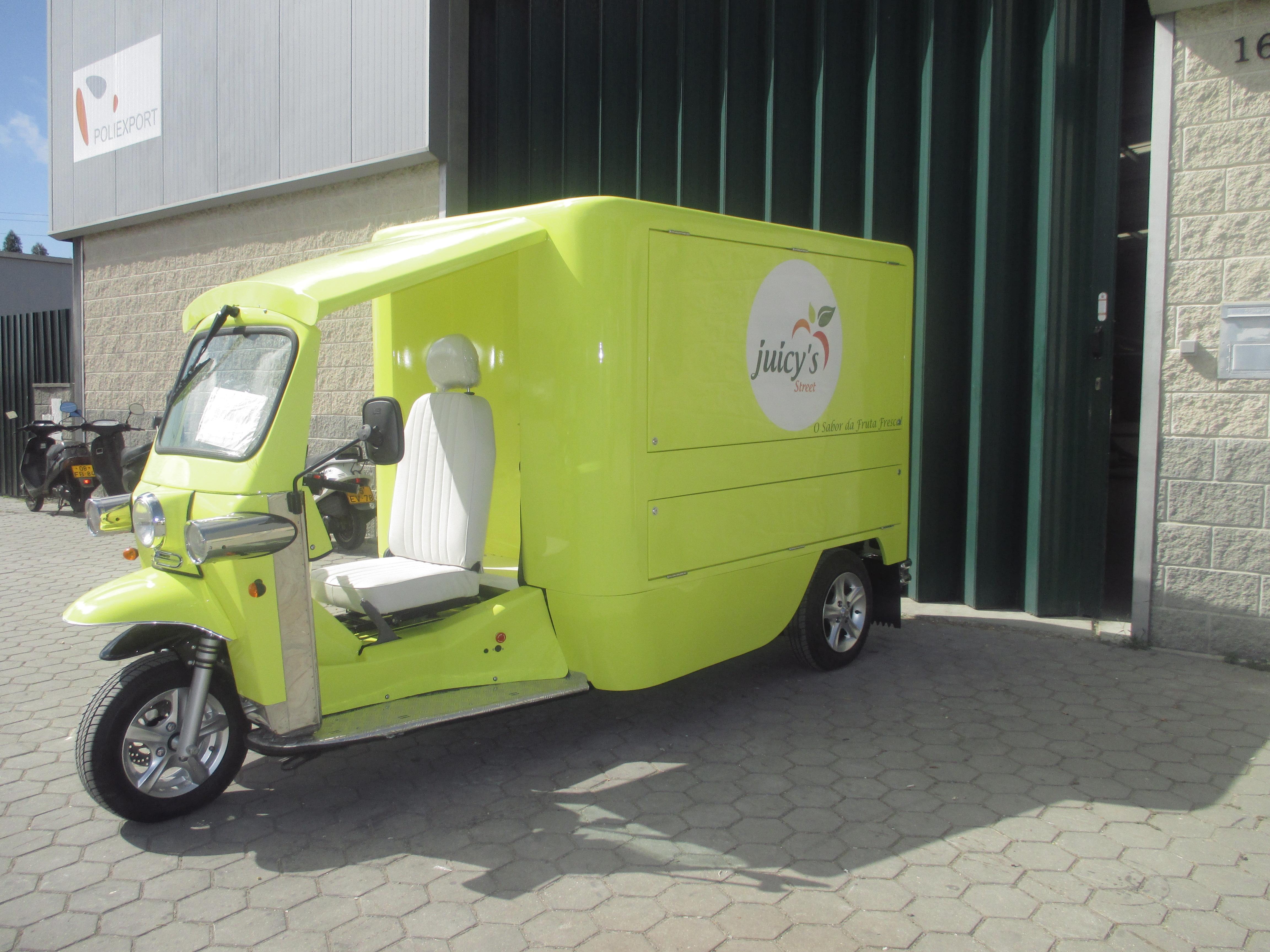 Mobilidade - TukTuk